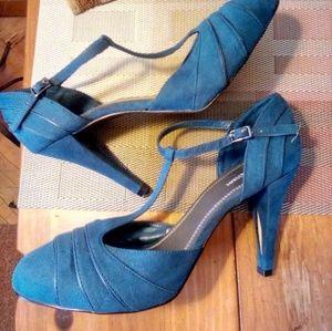 Naturalizer Aqua Strappy Heels 9.5